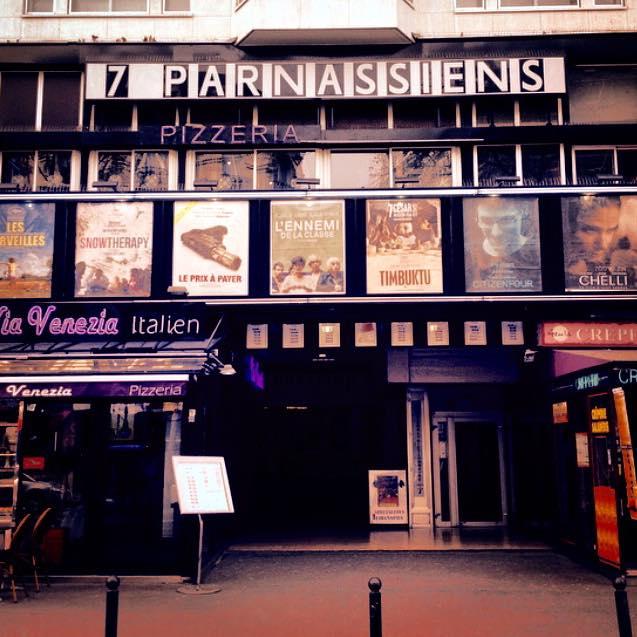 Les tarifs du Cinéma Paris - Les 10 Parnassiens